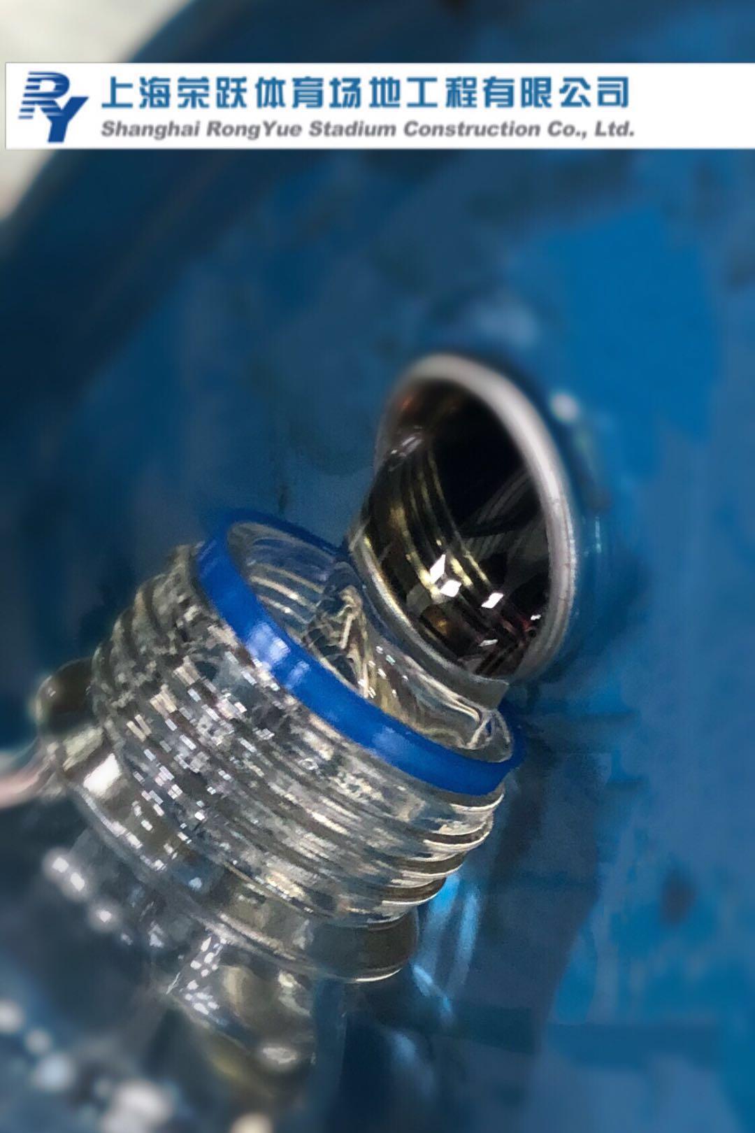 上海塑胶跑道厂家告诉你学校塑胶跑道为什么会出现脱胶的现象?
