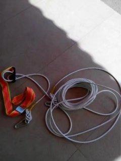 钢丝救生绳