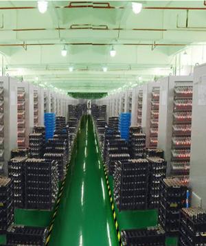 电池分容化成、充放电检测设备实际应用案例