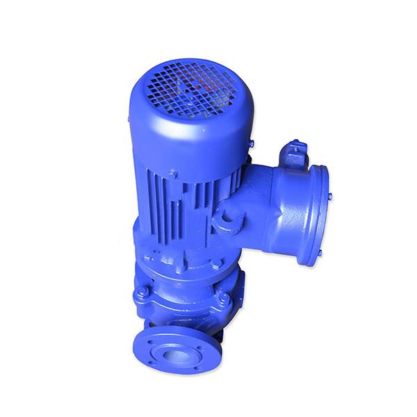 IGF型防爆衬氟管道泵