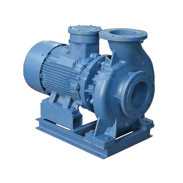 ISWB型卧式单级防爆管道离心泵
