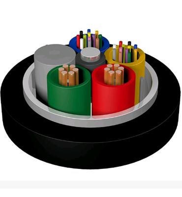 GDTA 光电混合缆
