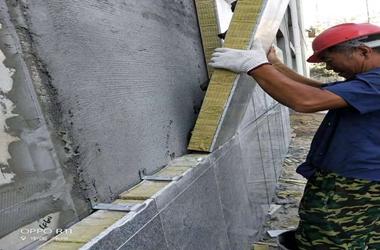 天然超薄石材保温装饰板将逐渐替代传统干挂