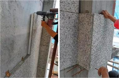 """克漏超薄石材保温装饰板为旧建筑外墙""""穿新衣"""""""