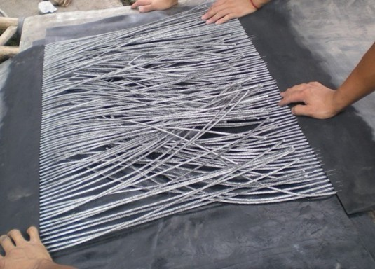 鋼絲繩芯輸送帶