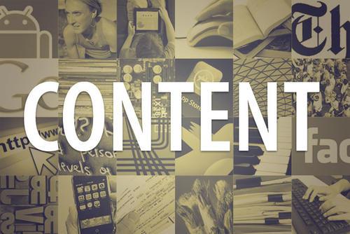 用互联网内容连接企业与客户