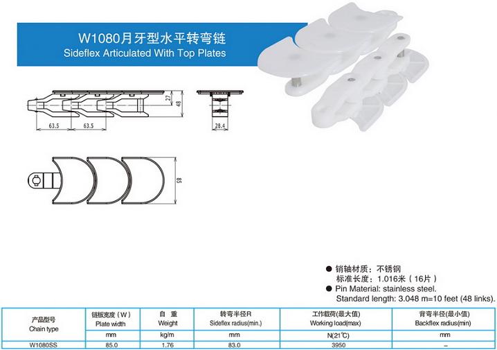 W1080月牙型水平轉...