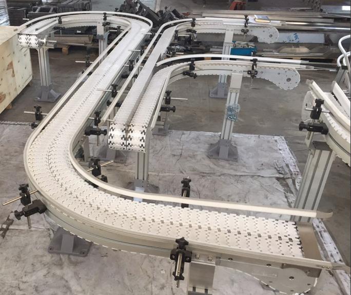 140柔性鏈板輸送機