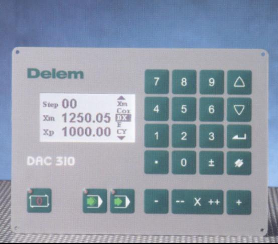 剪板机数控系统DAC...