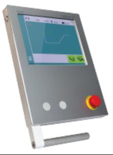 CYBELEC CybTouch12电液同步折弯机数控系统