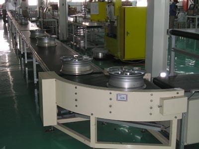 汽车轮毂制造生产系统案例