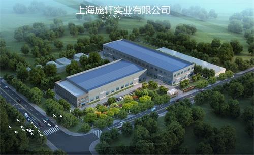上海龐軒實業有限公司