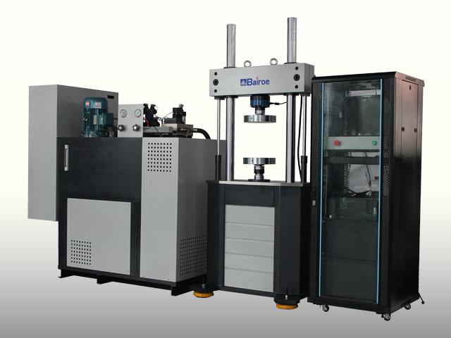 PLW-100電液伺服疲勞試驗機