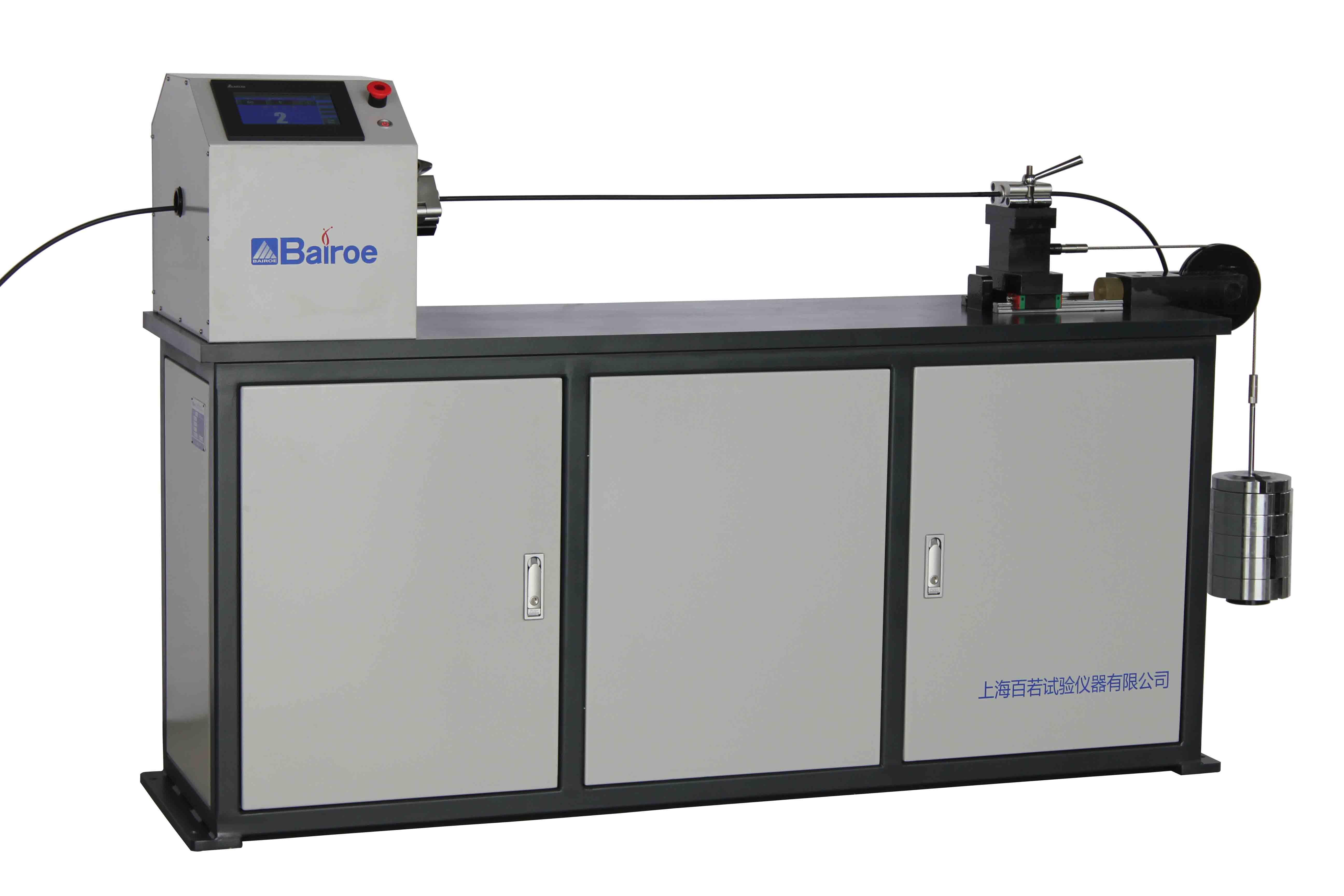 GNZ-1000型 光缆扭转试验机
