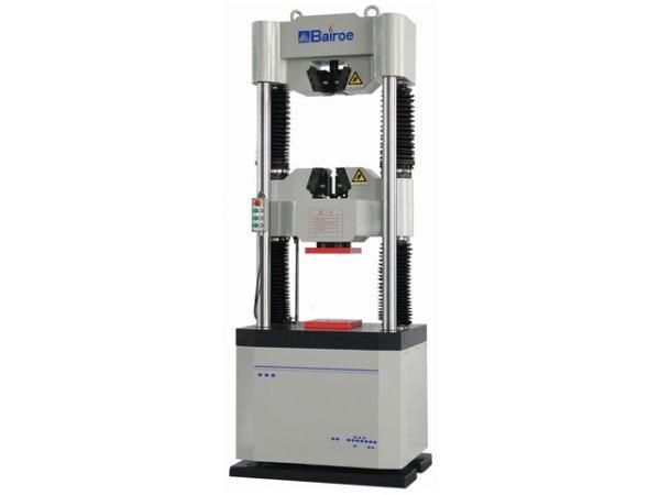 WAW-300 微机控制电液伺服万能试验机