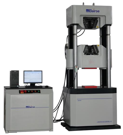 WAW-2000 微机控制电液伺服万能试验机
