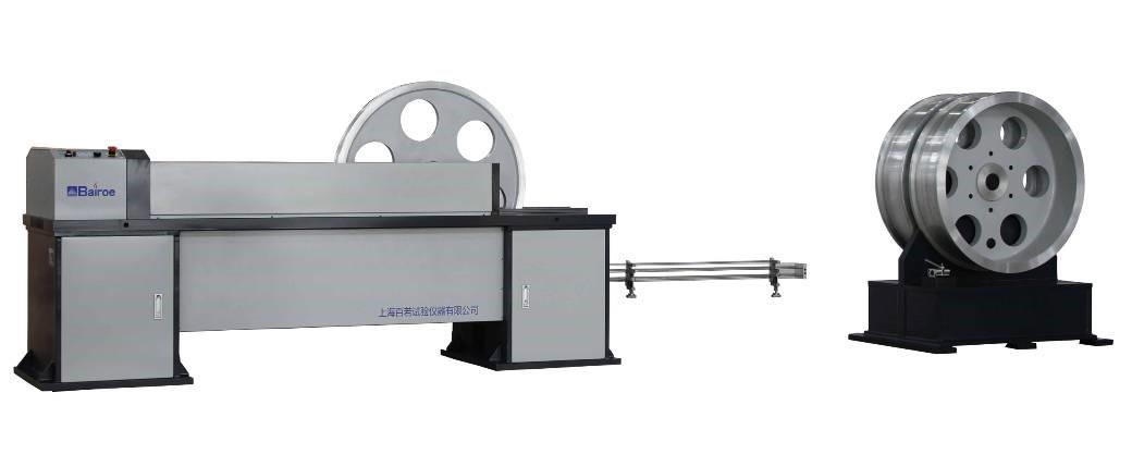 GLW-50微機控制光纜拉伸試驗機