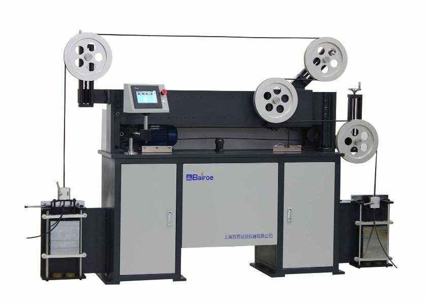 GQR-1000光纜曲撓試驗機