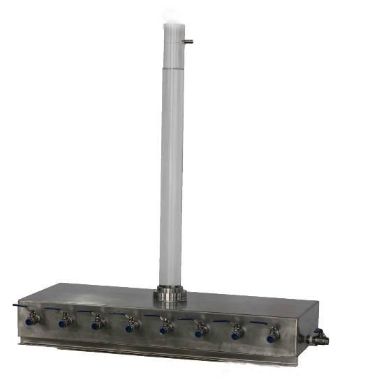 GSS-1000光纜滲水試驗儀