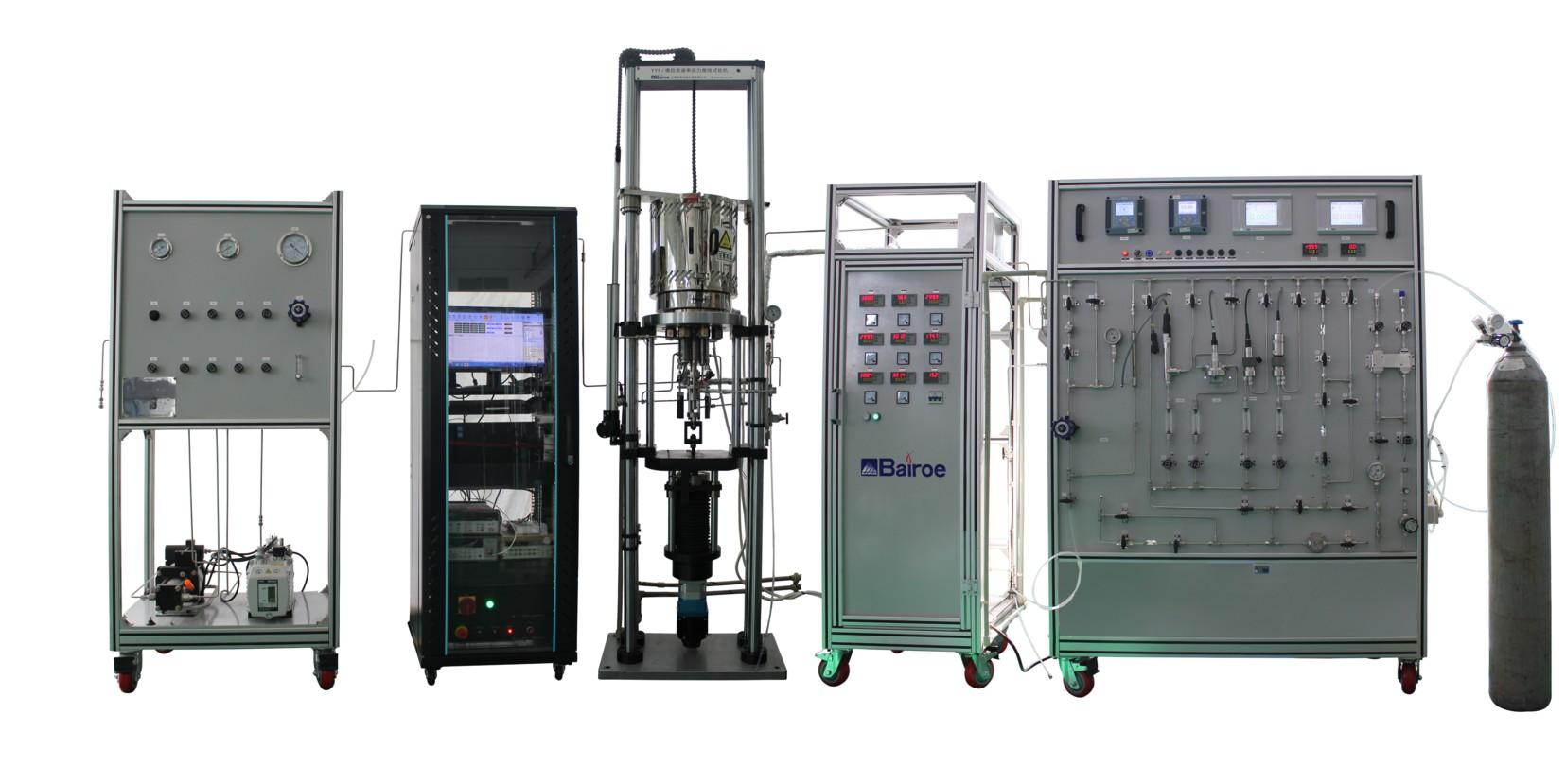 核电超高温高压超临界水介质 慢应变速率应力腐蚀试验机