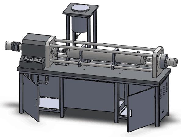 YYF-300硫氰酸盐 慢应变速率应力腐蚀试验机