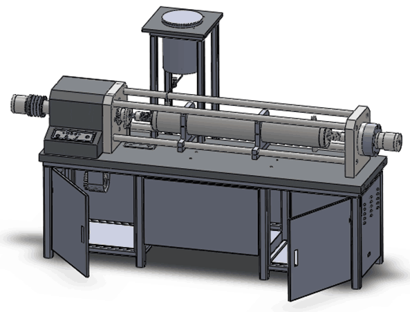 YYF-300硫氰酸鹽 慢應變速率應力腐蝕試驗機