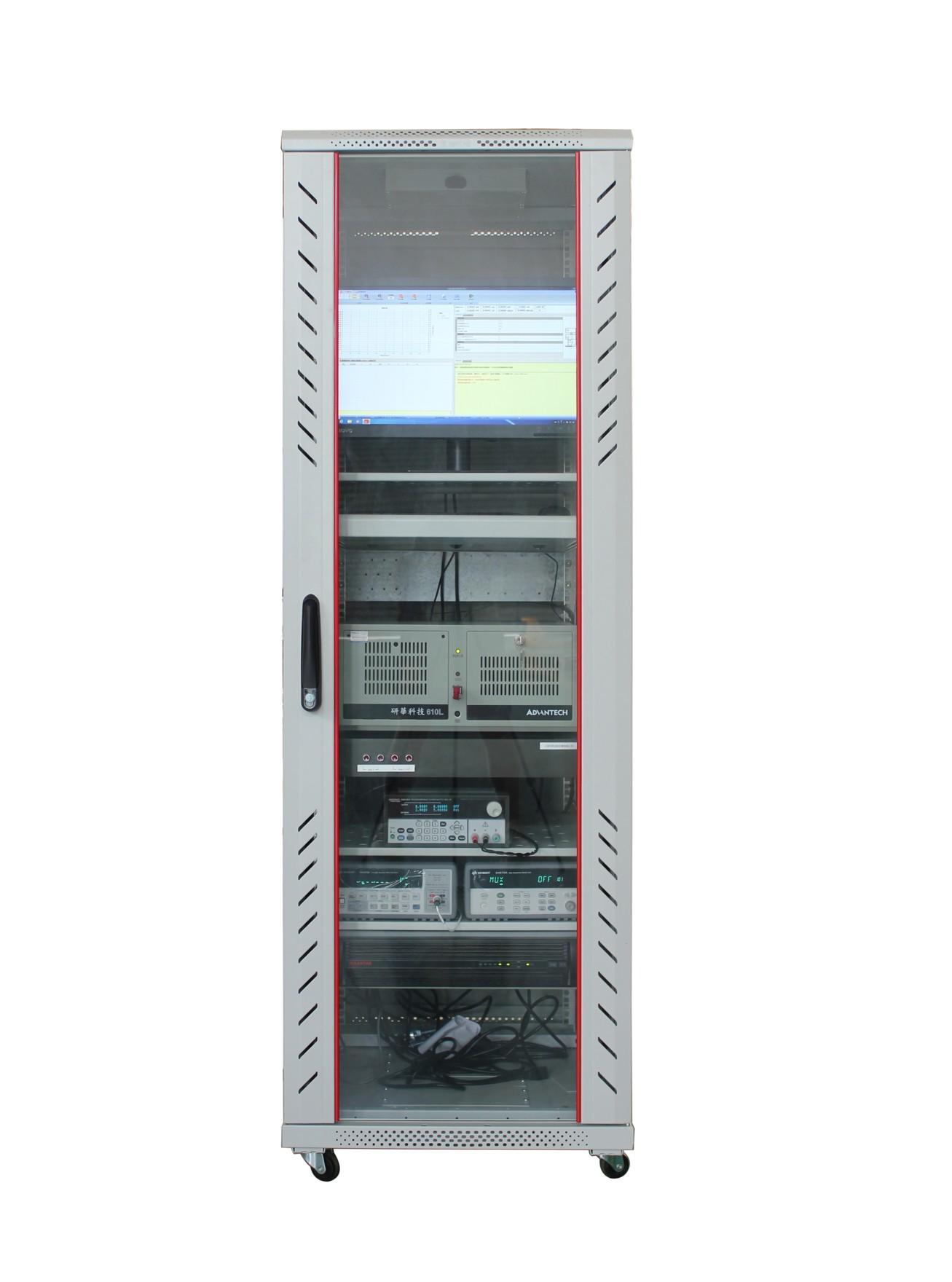 DCPD裂紋擴展測量系統
