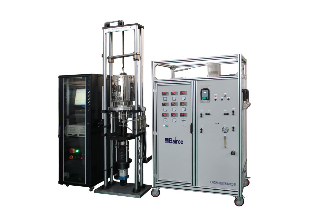 高溫水蒸氣介質 慢應變速率應力腐蝕試驗機