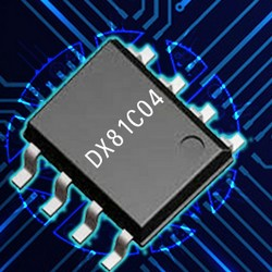 DX81C04防抄板加密芯片