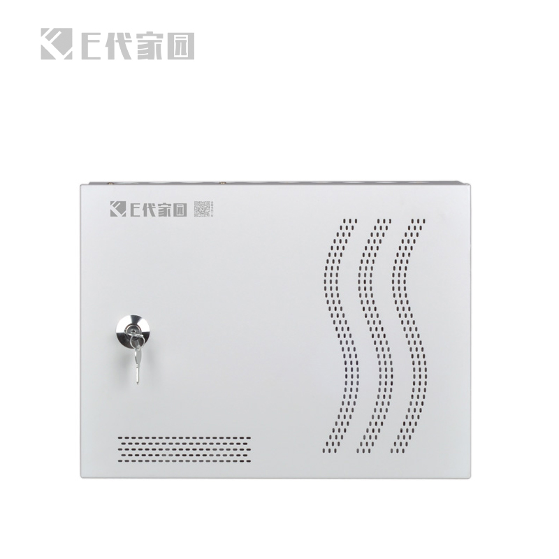 GXM--M 明裝帶鎖 全金屬弱電箱 空箱