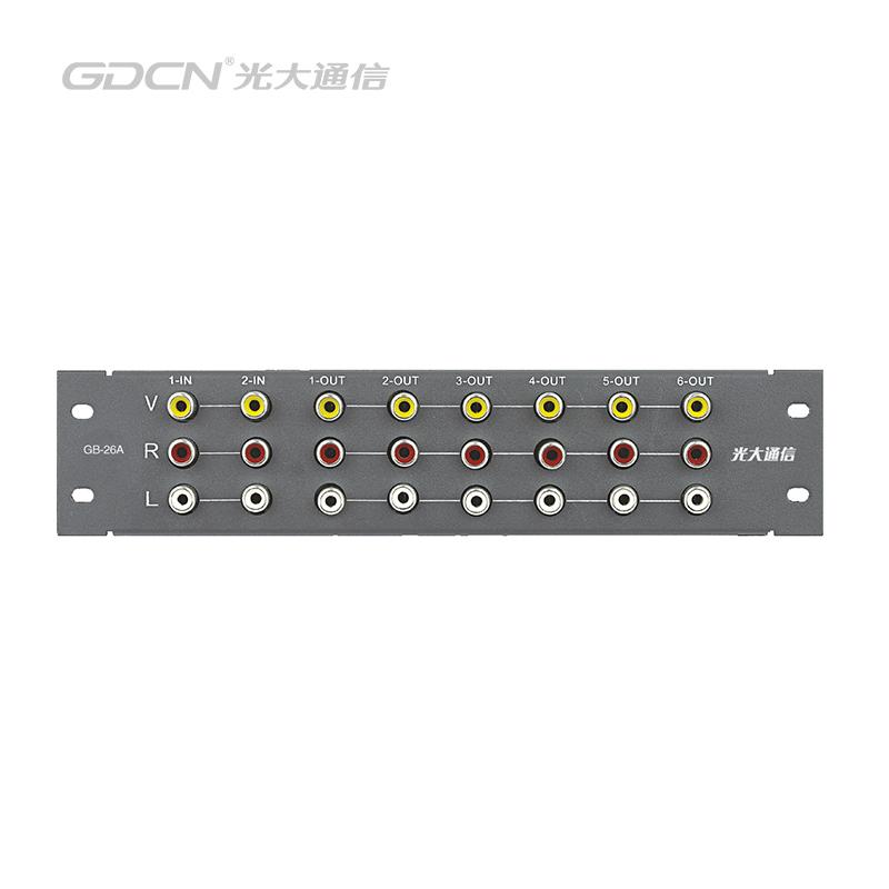 GB-26A 音視頻模塊