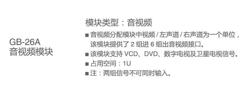 音視頻接口供應商