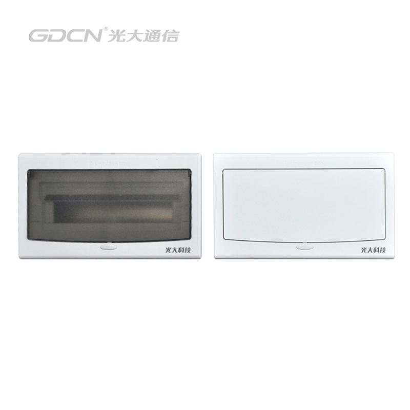 GPZ-16L / L系列13-16回路安裝配電箱(可選透明/乳白)
