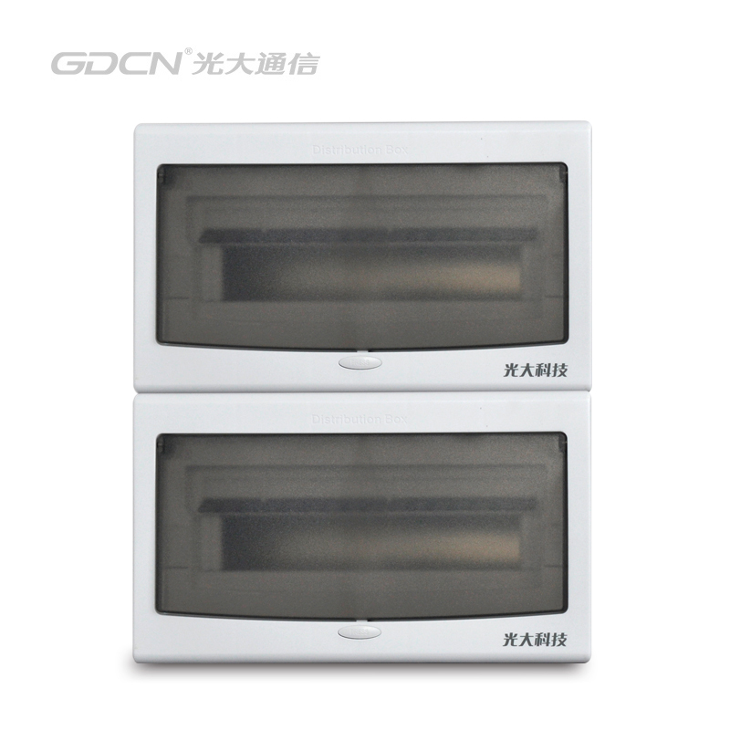 GPZ-32L / L系列26-32回路安裝配電箱(可選透明/乳白)