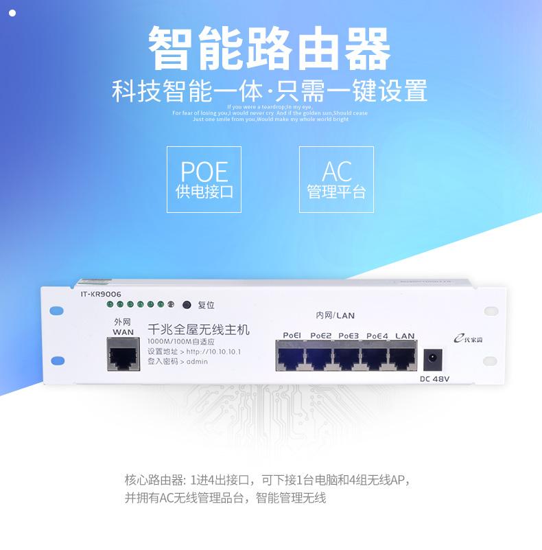 48V路由器模塊IT-KR9006設備