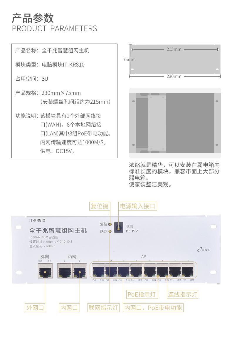 15V路由器模塊設備批發