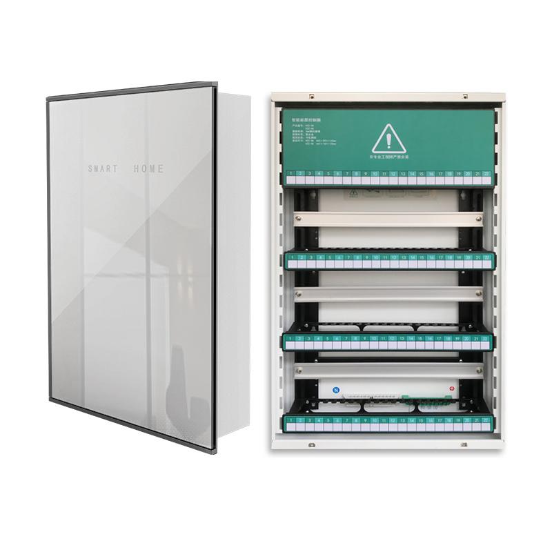 H22-4Q智能家居布線箱