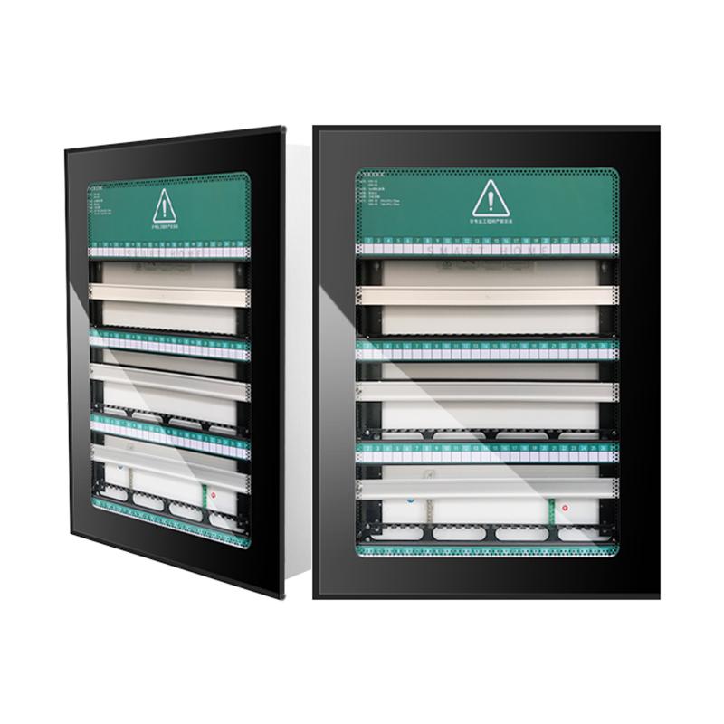 H28-4Q 透明版智能家居布线箱