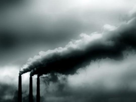 空气污染和土壤污染