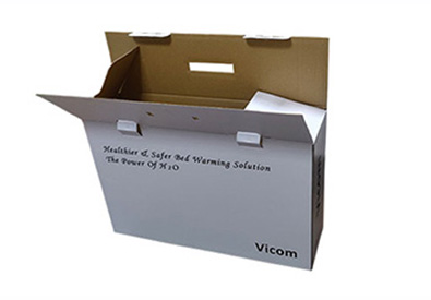 异性白卡包装盒