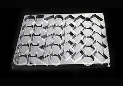 透明吸塑盘 塑料托盘 吸塑内托包装盒