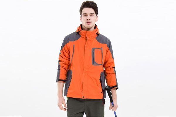 秋冬季户外工作服加厚冬季冲锋衣