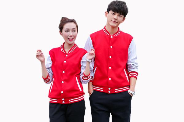 老男孩312加绒外套棒球服印logo韩版卫衣定做工作服班服定制DIY