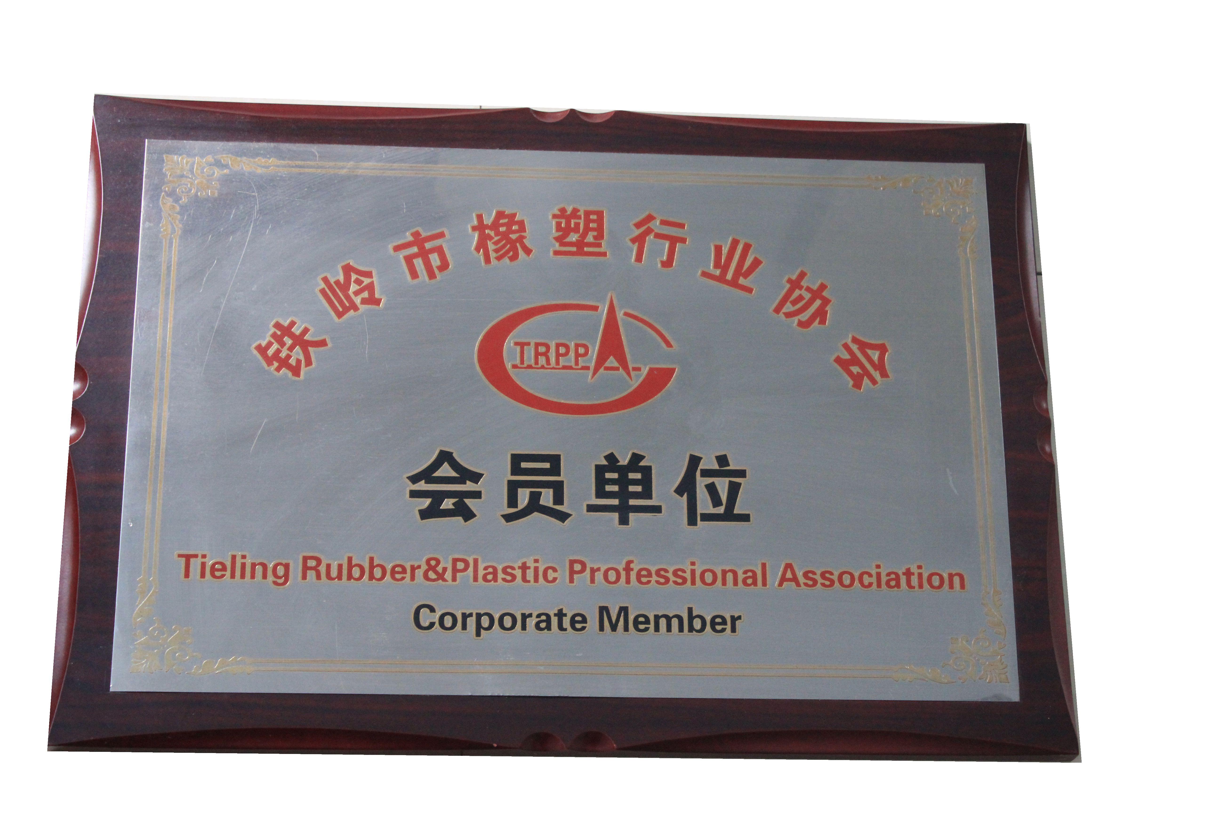 铁岭市橡胶行业协会