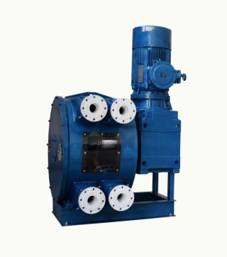 2YY125A-双管软管泵(立式)