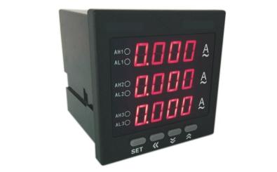 ARC394Z-7X4-3I三相数显组合电流表