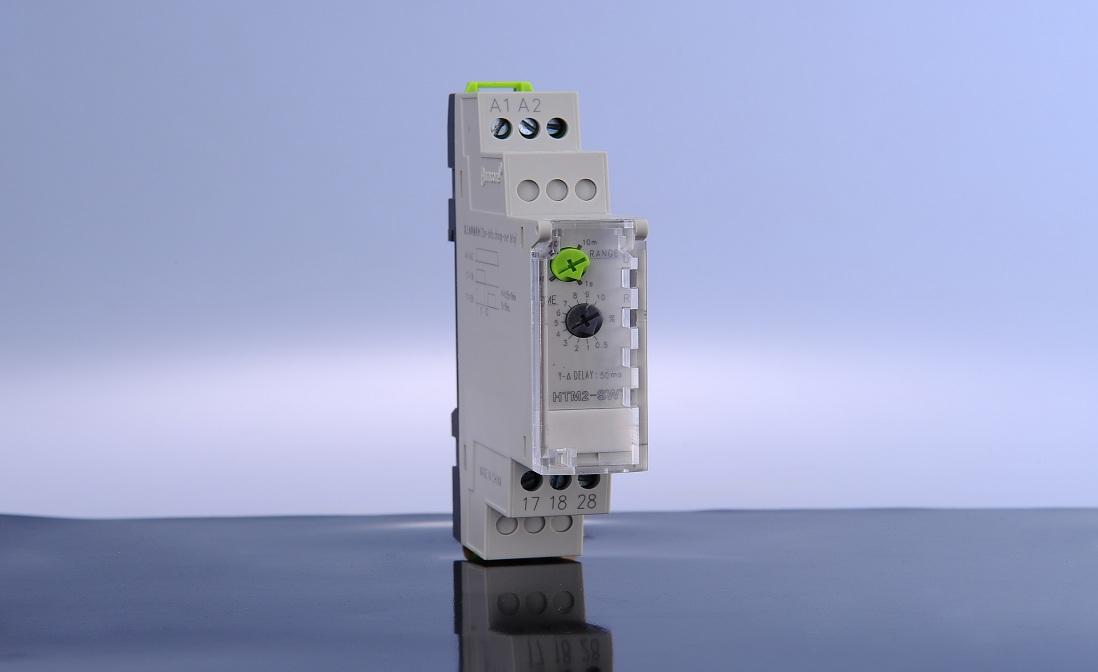 HTM2-SWC通电延时时间继电器