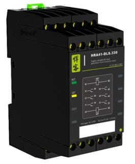 HRA41-DLS.800高可靠静态双位置中间继电器