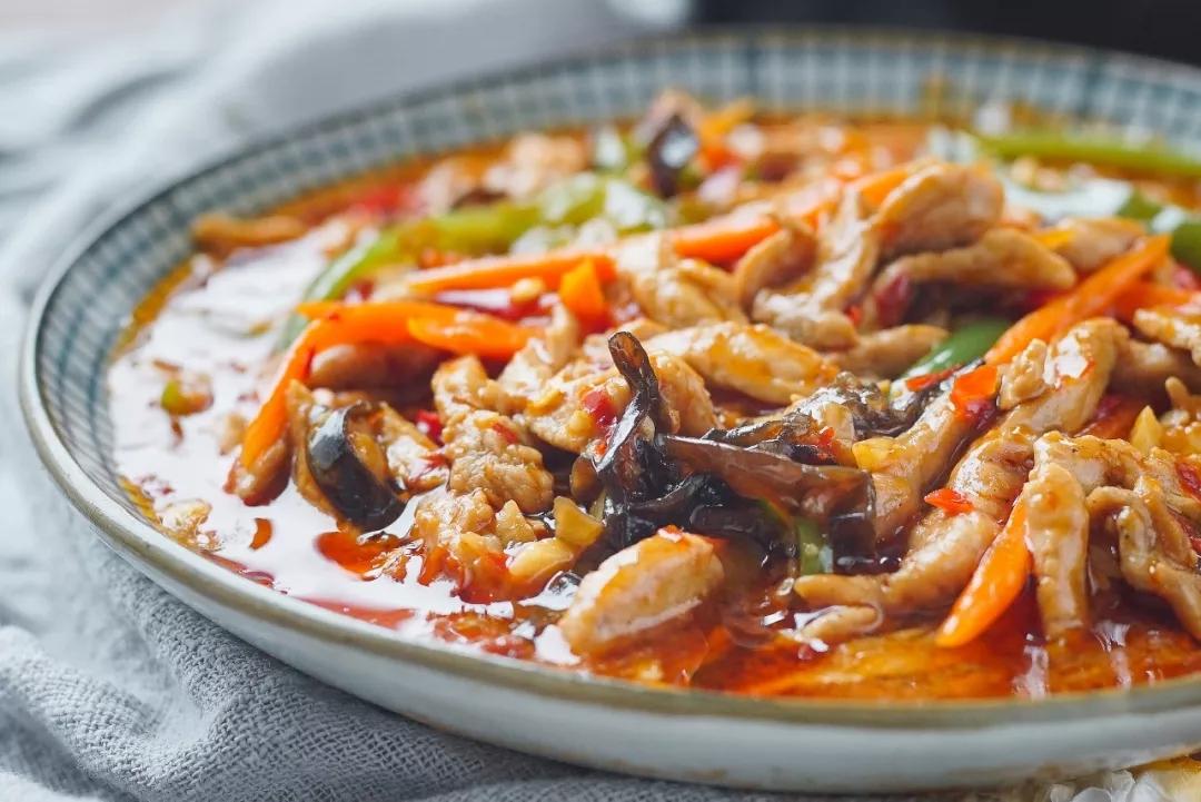 下饭神器——鱼香肉丝