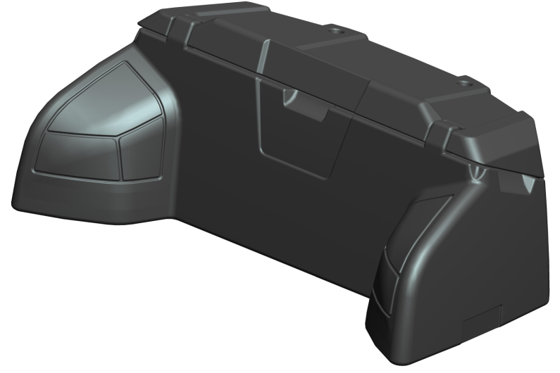 SD1-R100ATV尾箱